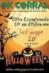 billets ok corral halloween