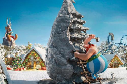 noel parc astérix 2019 ouverture billets spectacles