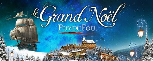 Puy du Fou Noel 2017