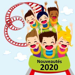 nouveautes 2020 parcs attraction en france