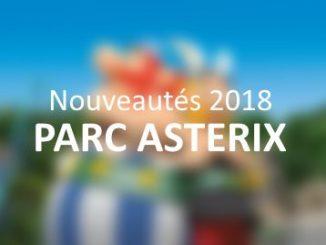 nouveautés 2018 parc asterix