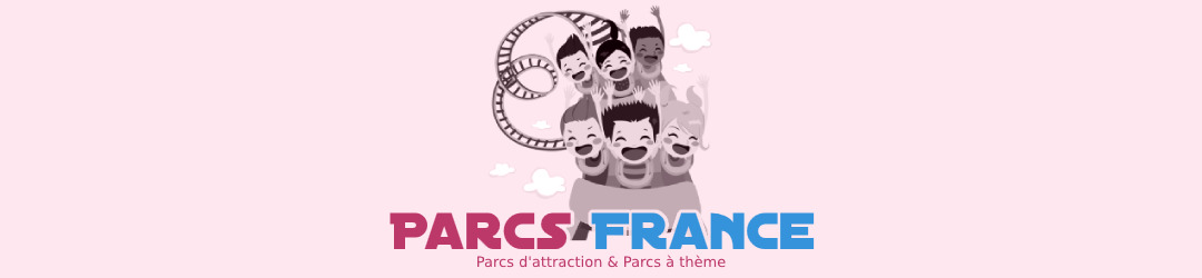 Parcs d'attractions en France
