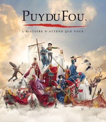 reservation puy du fou 2019