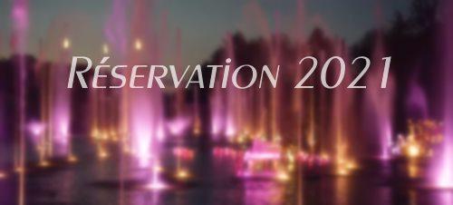 Puy Du Fou Calendrier 2021 Réservation Puy du Fou 2021 Billets Cinéscenie Grand Parc