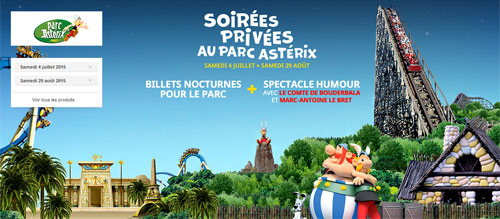vente privee asterix