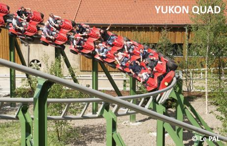 Yukon Quad attraction Le PAL